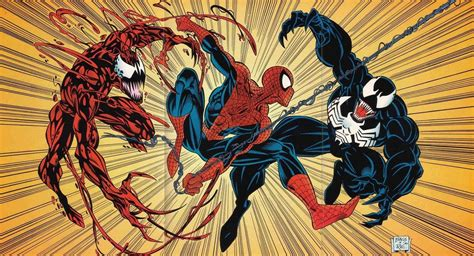 is michael mando playing carnage in spiderman homecoming