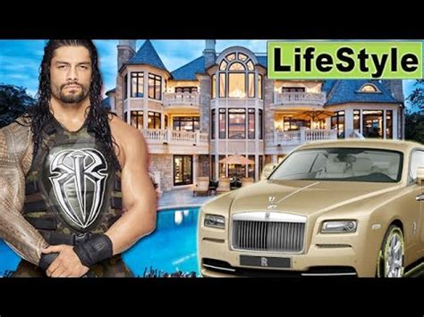 roman reigns house roman reigns house income cars luxurious lifestyle net worth youtube