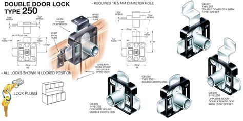 cabinet locks for double doors timberline cabinet locks cabinets matttroy