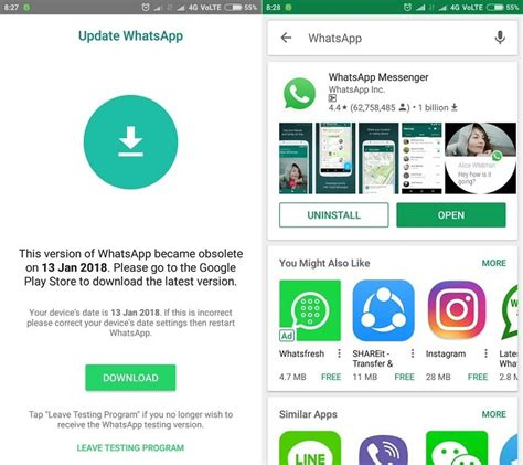 bug whatsapp axis 2018 whatsapp bug makes it obsolete for many users in india