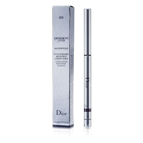 Diorshow Waterproof Backstage Mascara Expert Review by Christian Diorshow Liner Waterproof Lasting