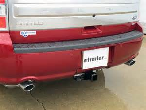 2016 ford flex trailer hitch draw tite