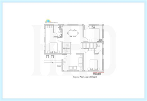 free house floor plans kerala home design and floor plans economical free house plan of a 2 storied house