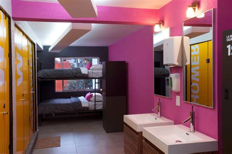 Berlian 0 55 Ct gallery of hostel la buena vida arco arquitectura