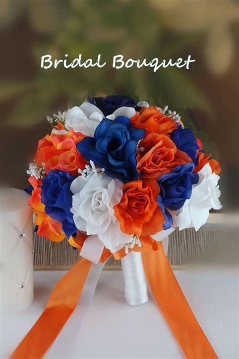 1000 images about navy orange royal blue and orange wedding