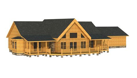 lincoln plans information southland log homes