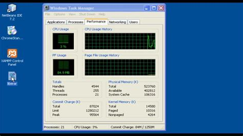 Ram Komputer Windows Xp 00001 como acelerar mi pc liberar ram aumentar ram