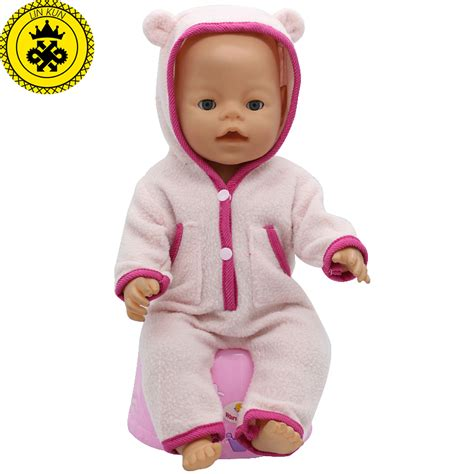Jumper Suit For Baby Born 1 baby born doll clothes fit 43cm zapf baby born doll jackets and jumpers rompers doll