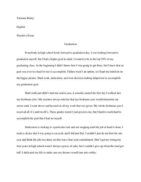 example of a personal narrative essay regarding examples essays 17