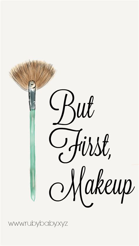 makeup wallpaper pinterest makeup lover wallpaper write to the point iphone