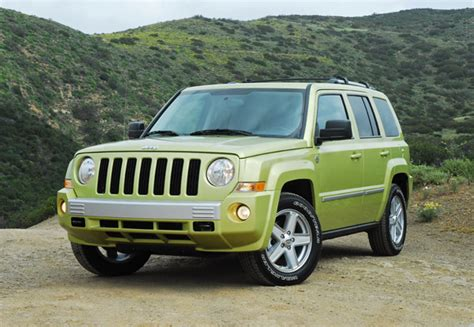 2010 Jeep Patriot Safety Rating 2010 Jeep Patriot Limited 4 215 4 Review Test Drive