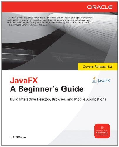 netbeans tutorial deutsch pdf javafx a beginners guide avaxhome