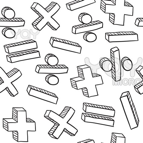 math related coloring pages الرياضيات ممتعة