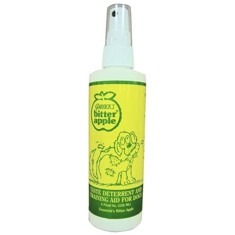 is apple for dogs grannicks bitter apple original spray for dogs products rabbitmart