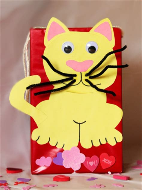cat valentines box cereal box archives family craftsfun family crafts