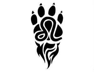 tribal tattoos and what they mean tribal leo sign tabatha tatoo leo