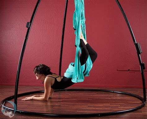 aerial swing yoga swing yoga and lumbar traction for low back pain omni