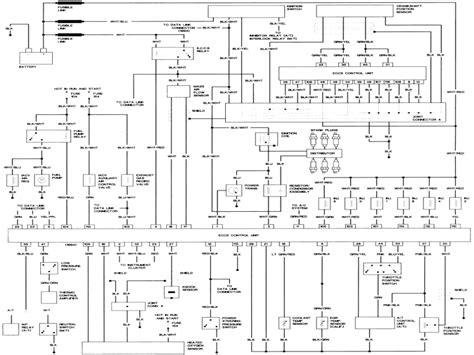 1995 nissan pathfinder wiring diagram wiring forums