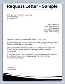 Services request letter archives sample letter
