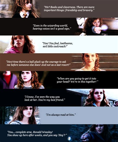 Hermoine Granger Quotes by Appreciation Post To Hermione Jean Granger And Watson