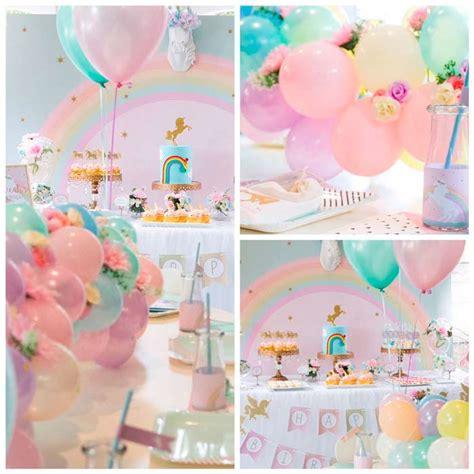 como decorar fiesta de unicornio ideas para una fiesta de unicornio 171 snack market snack market