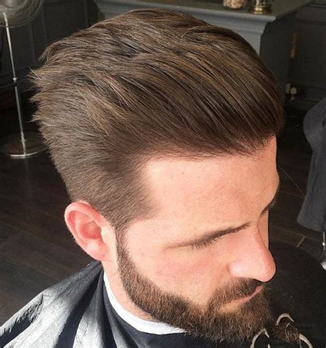 single level haircut with tapered ends 45 classy taper fade cuts for men