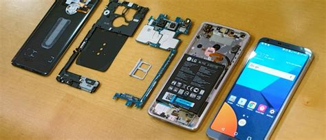lg  disassembly reveals  advanced heat pipe sealed