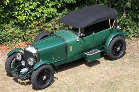 wo bentley 1928 wo bentley 6 1 2 litre tourer