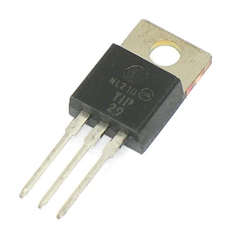 high voltage transistor wiki electronic goldmine tip29 npn 1 40 v power transistor
