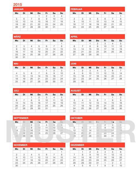 Bersicht Kalender 2015 Numbers Vorlage Kalender 2015 Numbersvorlagen De