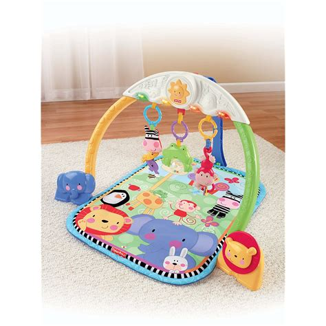 Fisher Price Safari Play Mat by Fisher Price Discover And N Grow Jungle Musical Lights