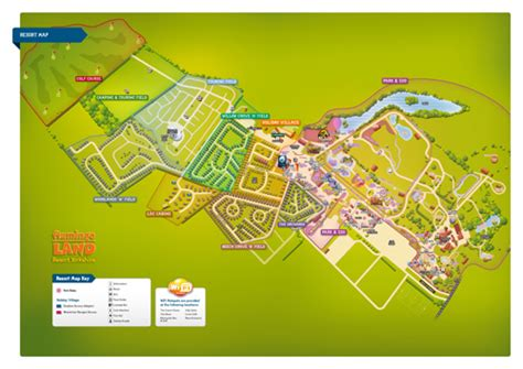 flamingo resort map flamingo land theme park zoo and