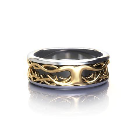 wedding ring tree design tree of wedding ring jewelry designs