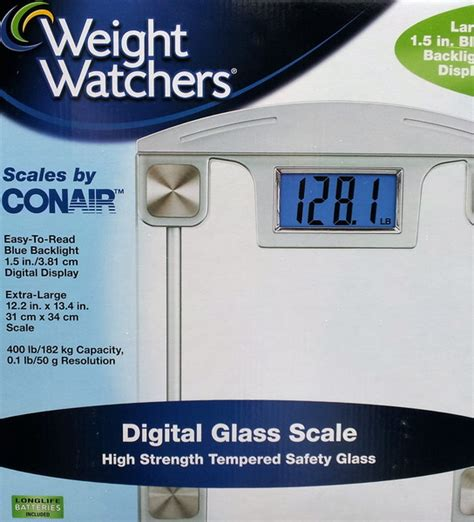 weight watchers bathroom scale new weight watchers digital bathroom scale high strength