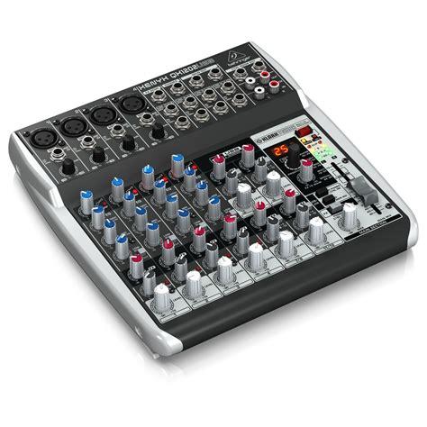 Mixer Behringer Usb behringer xenyx qx1202usb usb mixer at gear4music