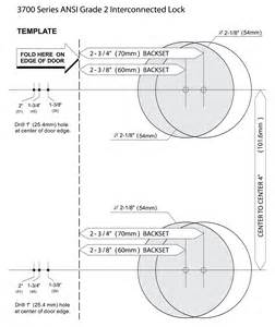 printable lock templates related keywords suggestions for kwikset deadbolt template