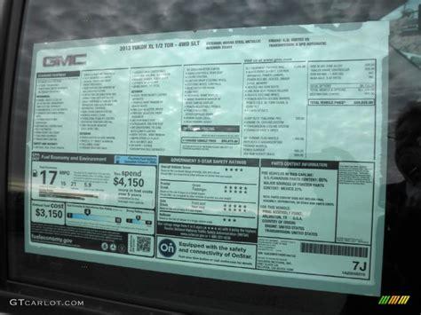 chevy door vin sticker html autos post