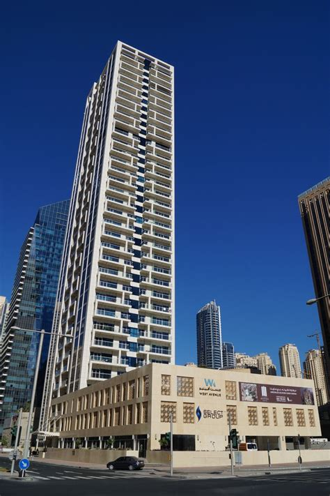 West Search West Avenue Tower Guide Propsearch Dubai