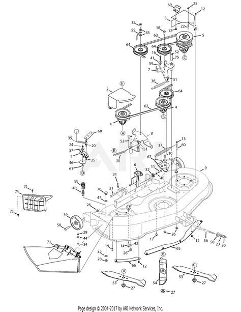 mtd   deck belt diagram wiring diagram