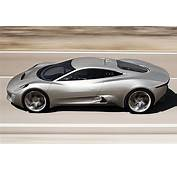 Jaguar C X75  Car Gallery Luxury Sports Cars Autocar
