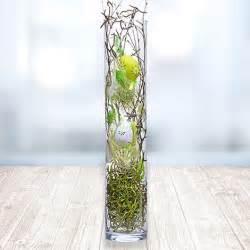 vasen deko ideen adamolanapara 231 ok hohe glasvase dekorieren ideen