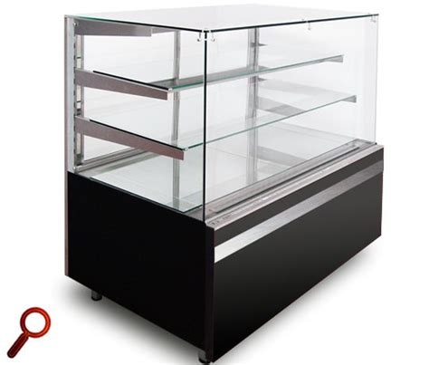 igloo gln 600 cube ambient display cabinet 163 743 589