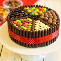 kuchen ohne schokolade torte aus s 252 223 igkeiten selber machen 9 ideen mit und ohne