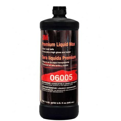 3m Car Care Premium Wax 350ml 3m 06005 premium liquid wax