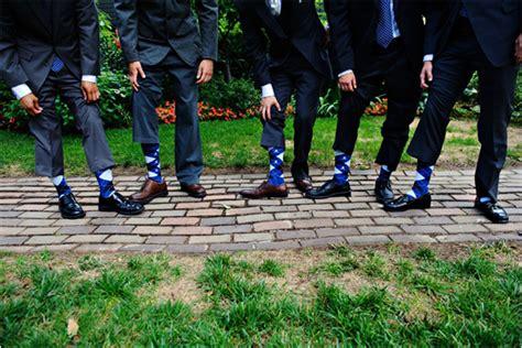 Unique Men's Wedding Socks