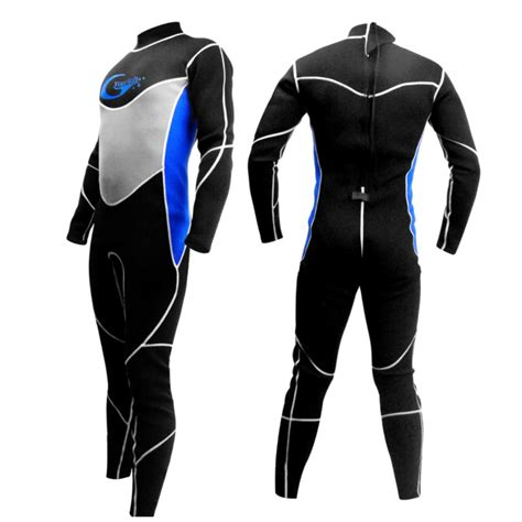 Divers Holster Neoprene 3mm 1 professional diving suit 3mm neoprene wetsuit for diving