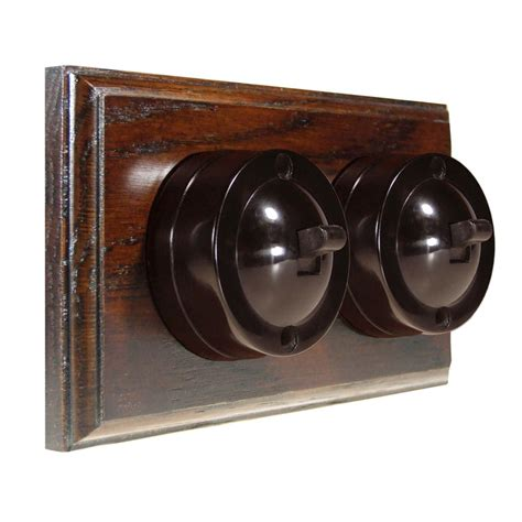 reproduction bakelite light switches switch to wood bespoke switches and sockets