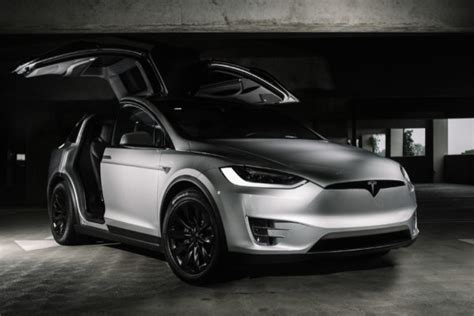 Tesla Model X Introduction Aw Visuals By Alvaro Wong