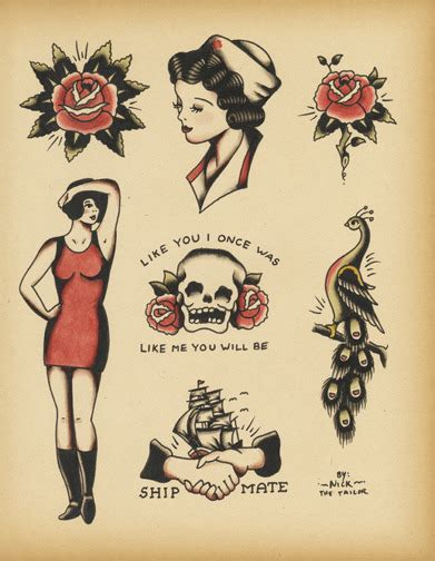 old school nurse tattoo meaning tatuajes mediavida