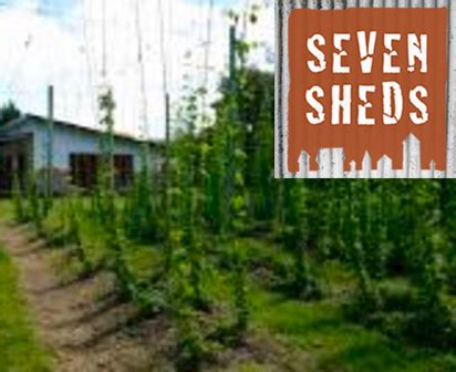 seven sheds brewery what s up downunder
